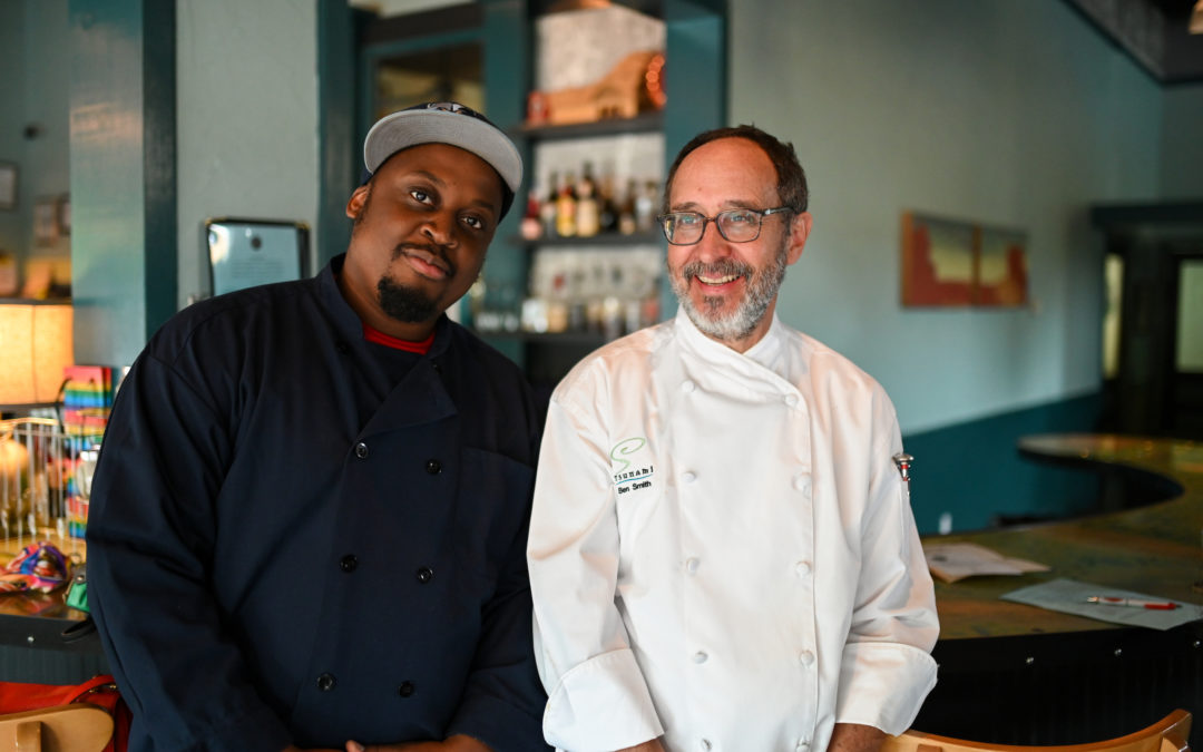 Local Restaurateurs Find Inspiration, Lead Industry Toward Sustainability