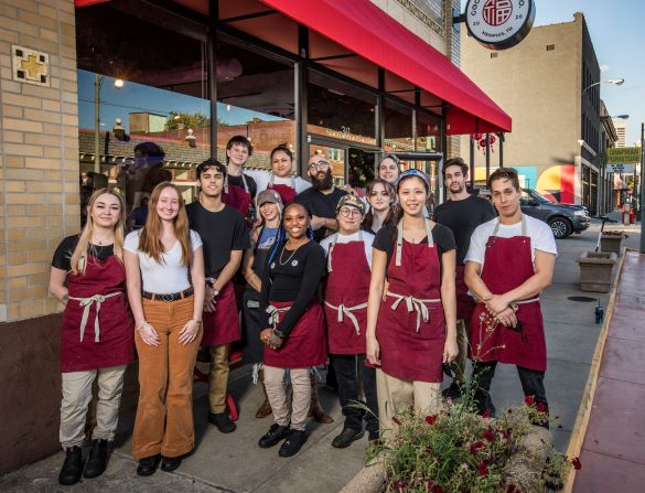 Composting System Provides Good Fortune for South Main's Newest Restaurant