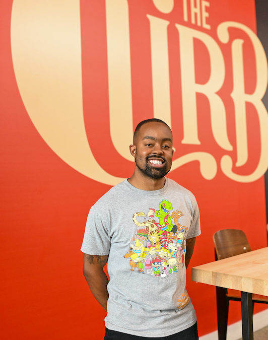 Community and Surroundings Provide Inspiration for Curb Market